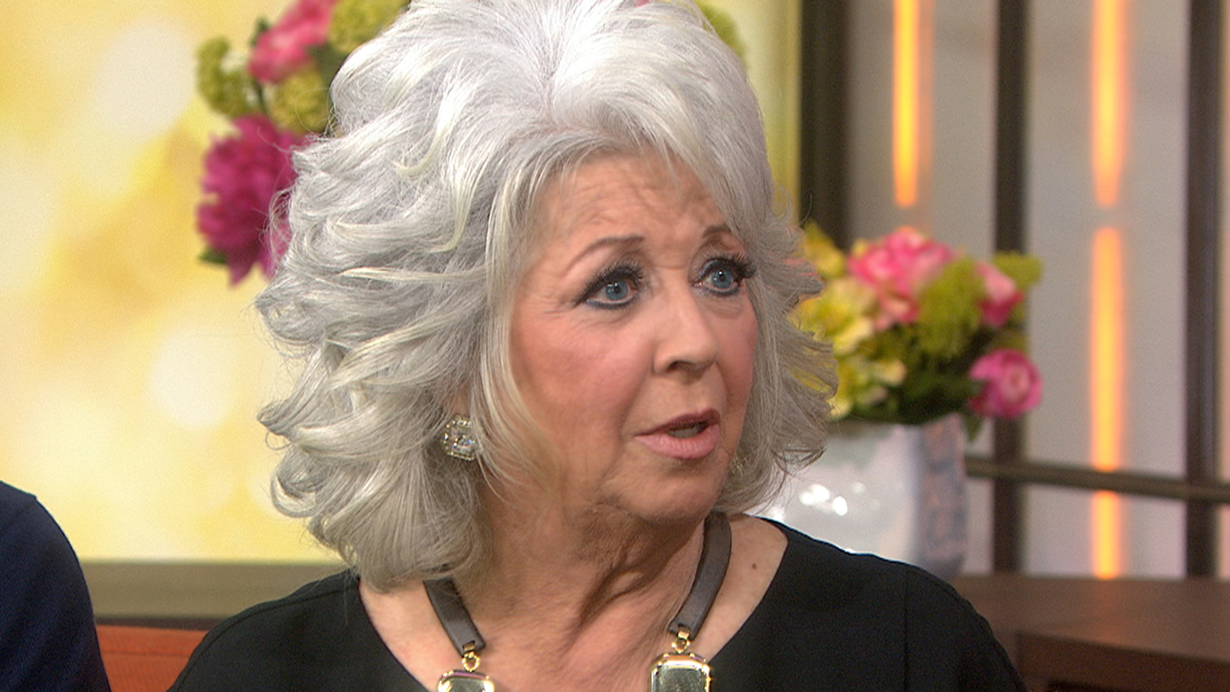 paula deen Photo: dave kotinsky/getty images the flamboyant television food personality and enthusiastic pusher of an inane new line of pointless butter spreads allegedly admitted to telling racist jokes.