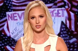 Twitter Is A-Blaze Over Tomi Lahren's Old Tweets