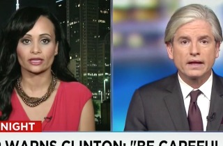 He's Put Our Country in Danger!': Hillary Surrogate, Trump