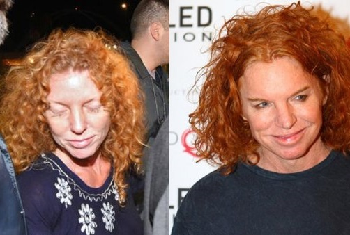 Affluenza Mom Tonya Couch Or Comedian Carrot Top
