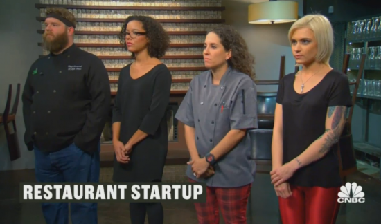 Previews Predictions For Restaurant Startup Too Hot To Handle