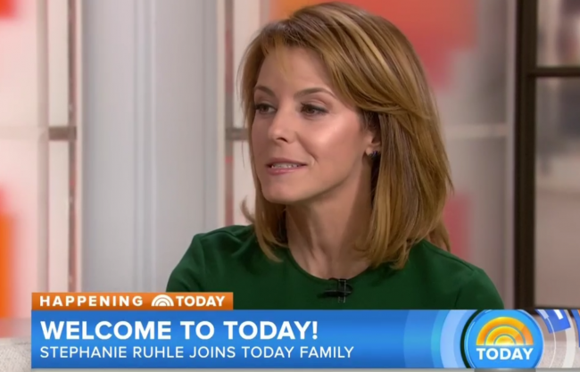 Exclusive: Stephanie Ruhle to Take Over 9 a.m. Hour on MSNBC