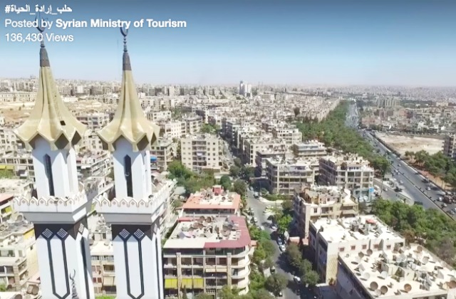 Syria S Tourism Ministry Put Out Video Featuring The Game Of Thrones