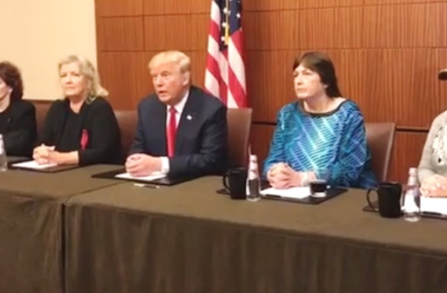trump caught on hot mic bragging about sexual exploits