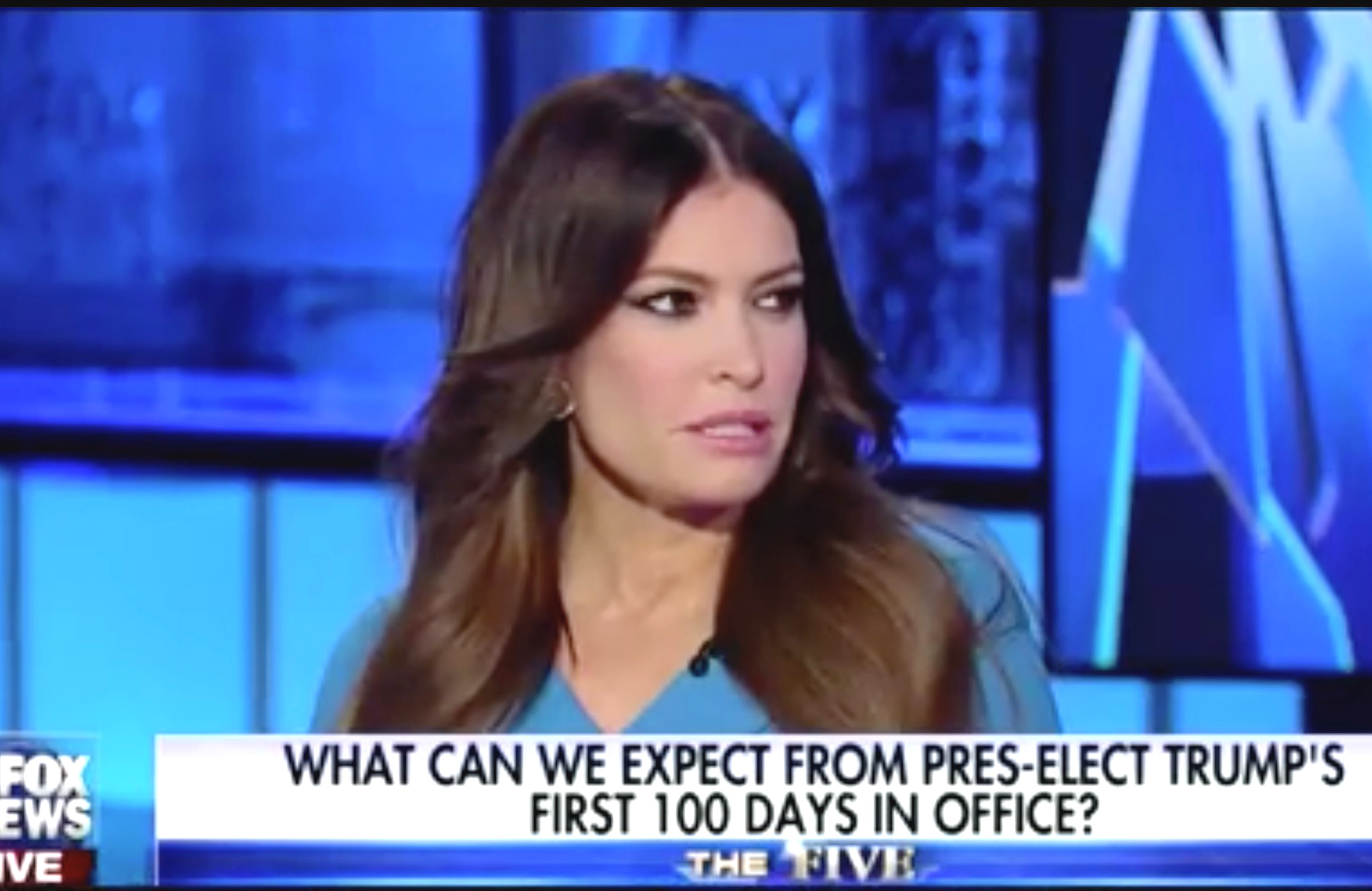 Fox's Kimberly Guilfoyle: Trump Never Said He Was Going to Ban Muslims (He  Did) | Mediaite