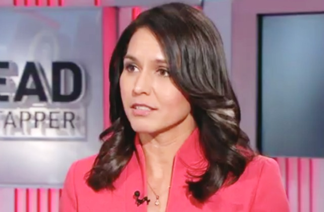 Tulsi Gabbard Stokes Feud With Hillary Clinton in New Video: 'Your Foreign Policy Was a Disaster… Step Down From Your Throne'