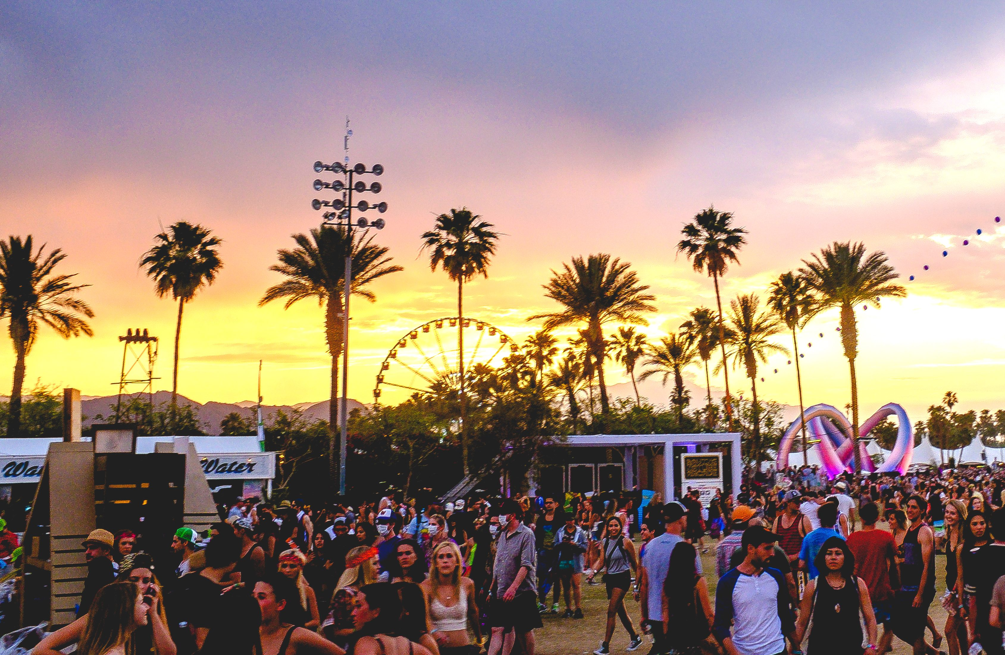 Lots of People Are Really, Really Angry With Coachella