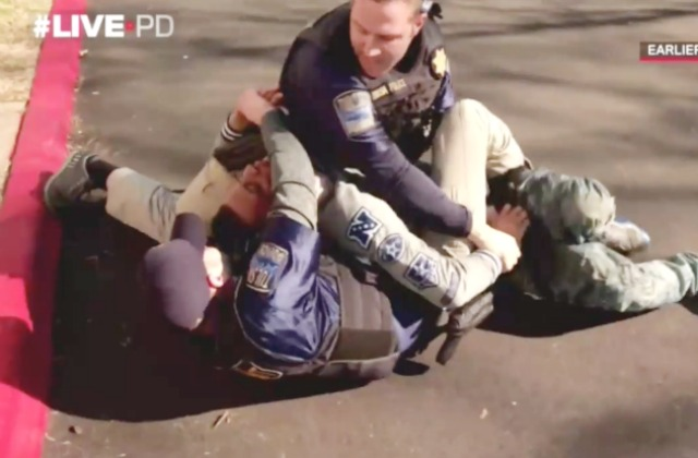 'Stop Resisting!': A&E's Live PD Captures Intense Police ...