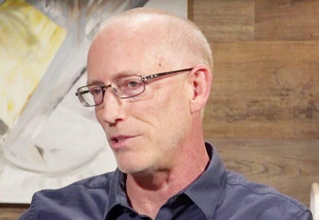 'Dilbert' Cartoonist Scott Adams Calls 'Bullsh*t' on Syrian Gas Attack