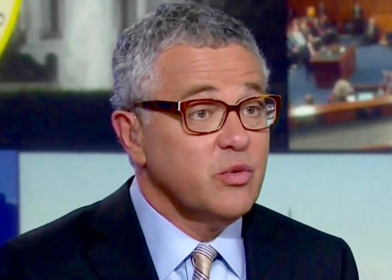 Jeffrey Toobin on 'Betrayed' James Comey: 'This is a ...