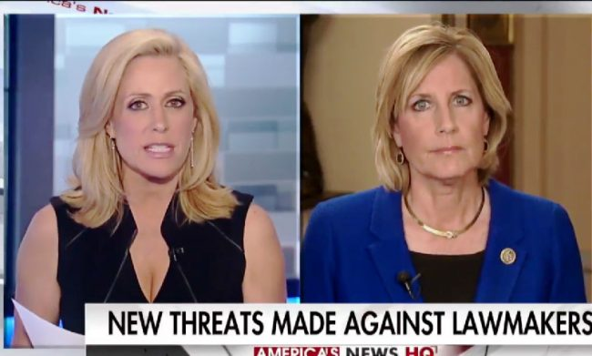 melissa francis claudia tenney interview threatening email