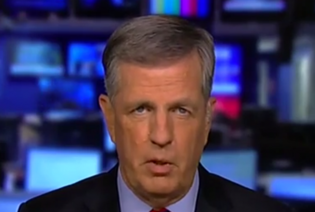Well, It Appears Brit Hume's Twitter Account Has Also Been Hacked By