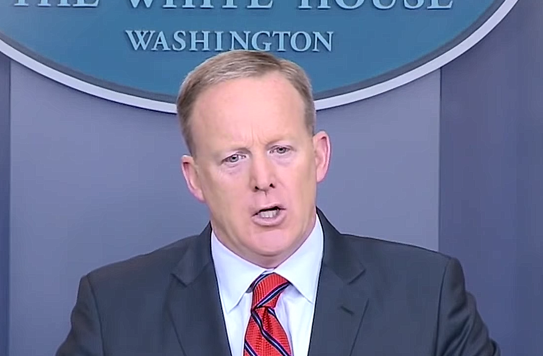 Remember Sean Spicer? Mueller Report Shockingly Reveals He Also Lied to Reporters