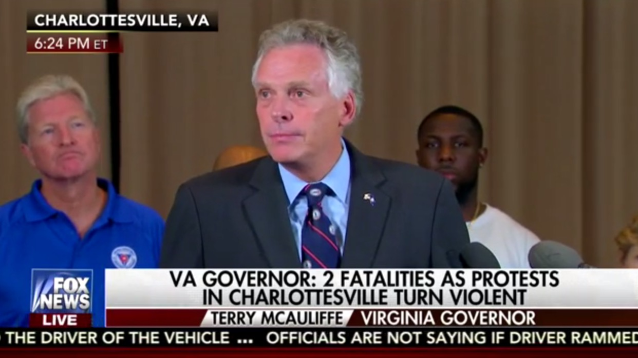 Image result for IMAGES OF TERRY MCAULIFFE