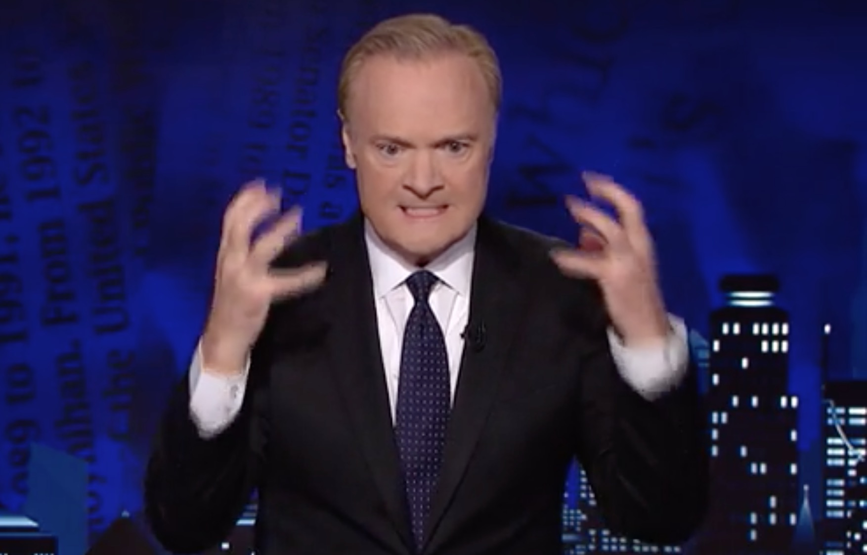 https://www.mediaite.com/tv/exclusive-watch-msnbcs-lawrence-odonnells-unhinged-outtakes-for-eight-crazy-minutes/