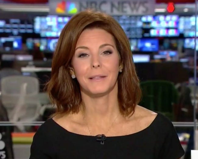 Stephanie Ruhle to Trump: Didn't Need You to Verify ...