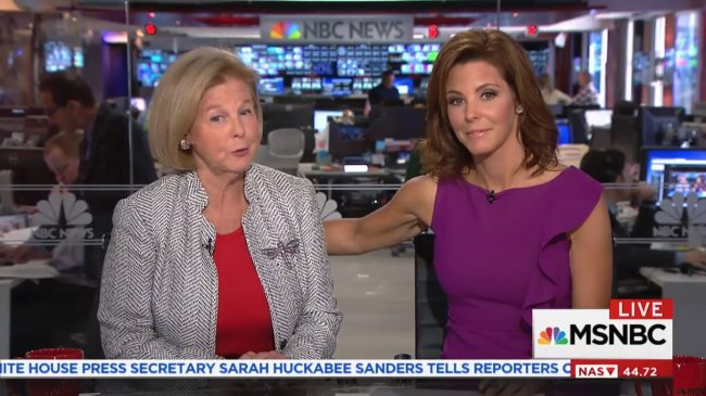 Stephanie Ruhle's Trump-Voting Mother Implores POTUS: Work ...