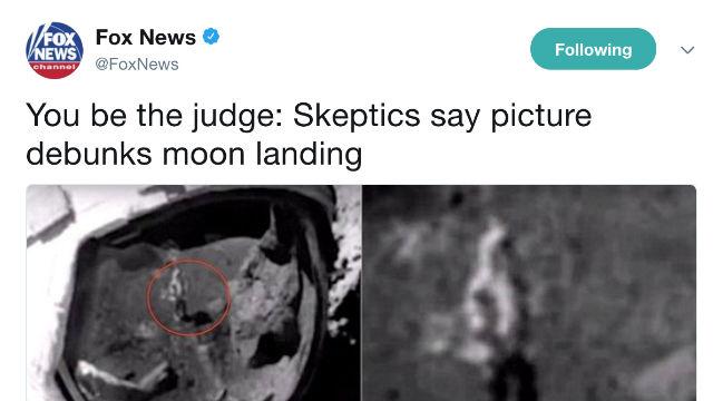 fox news moon landing hoax - photo #2