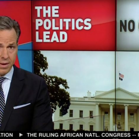Jake Tapper Goes Off on White House Over Rob Porter Scandal: We've Been Misled and 'Lied To'