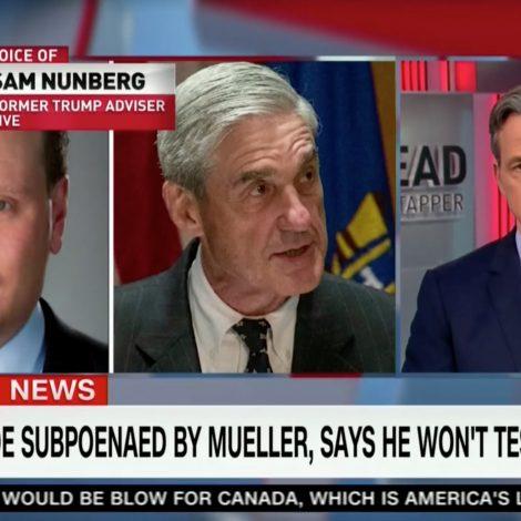 Sam Nunberg Is NOT DONE: Claims Lewandowski & Hope Hicks Had Affair, Trump's an 'Idiot' - Mediaite