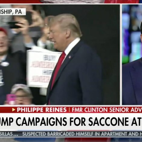 PHILIPPE REINES  He May Win Again in 2020