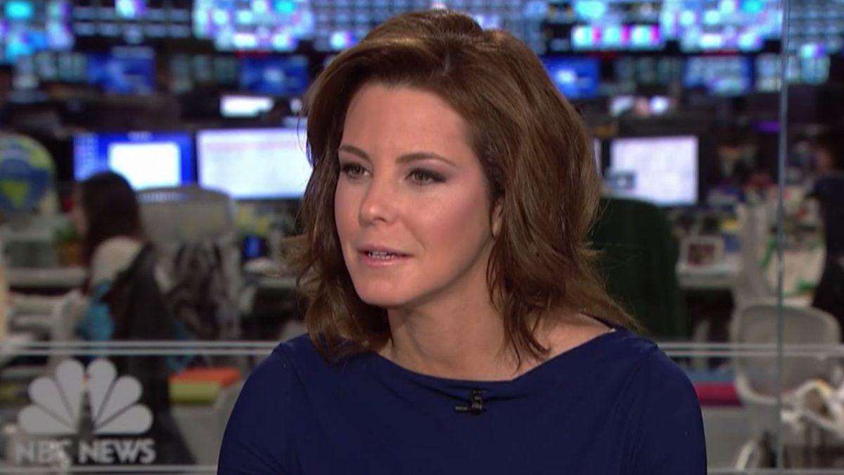MSNBC's Stephanie Ruhle Apologizes to Larry Kudlow for ...