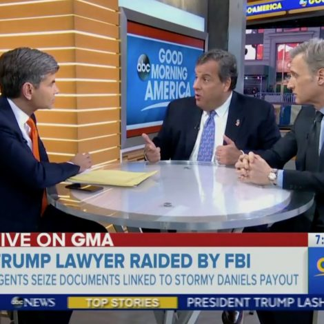Chris Christie and Dan Abrams Fact Check Trump: 'Attorney-Client Privilege is Not Dead'