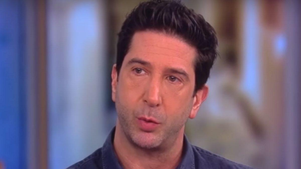 David Schwimmer: 'Terrible' Mistake to Lump in Al Franken ...
