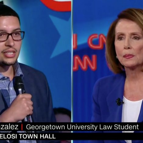 CNN Town Hall Questioner Challenges Nancy Pelosi: Shouldn't There Be Proof of Russia Collusion by Now?   Mediaite