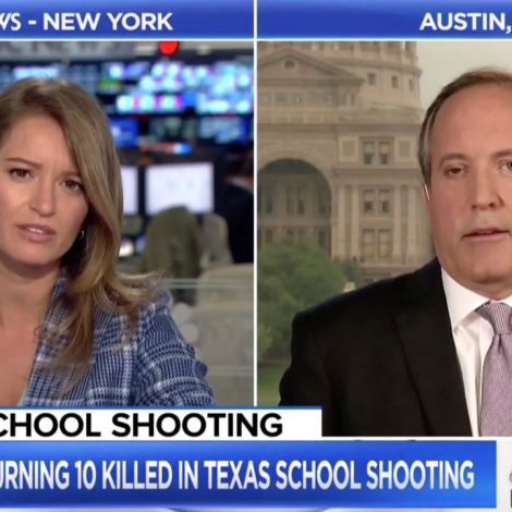 Katy Tur Confronts TX AG on School Safety: Are Students 'Never Going to Be Safe?'   Mediaite