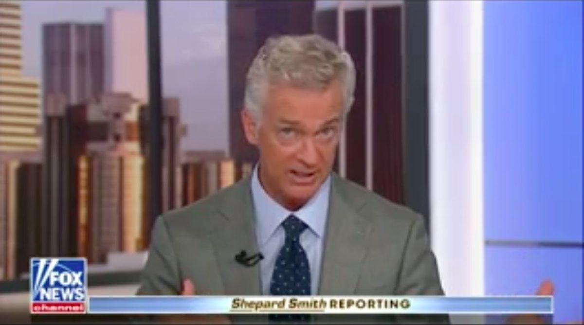 Watch Fox News' Trace Gallagher React to News of Pruitt ...