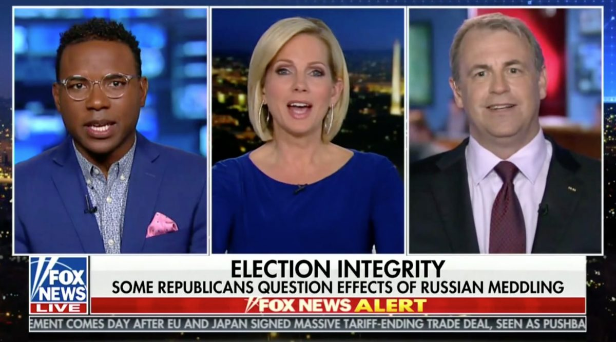Fox News Panel Erupts Over Russia: 'You Act Like You're Surprised