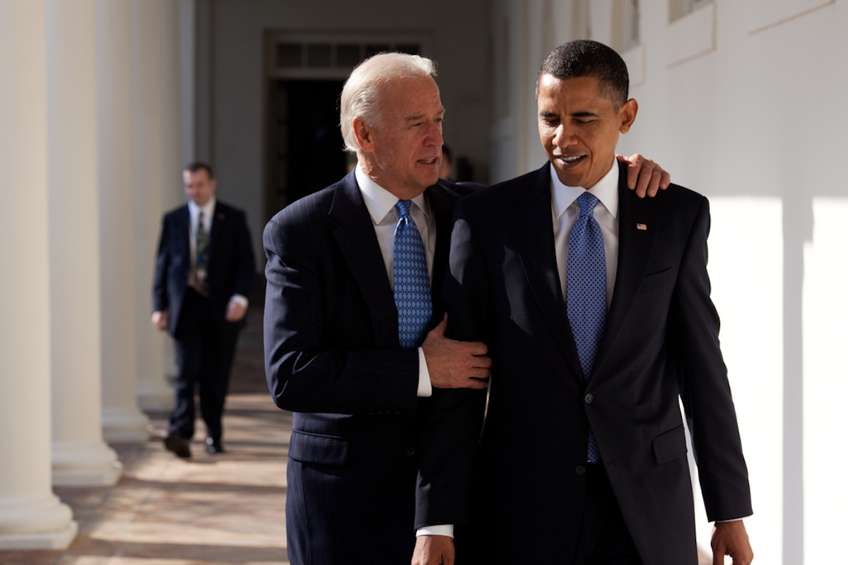 Obama Reportedly Tried to Talk Biden Out of 2020 Run: 'You Don't Have to Do This, Joe'