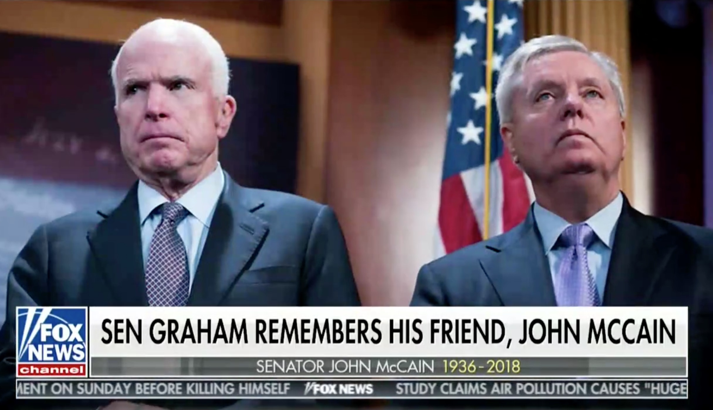 Image result for PHOTOS OF LINDSEY GRAHAM ON FOX TV