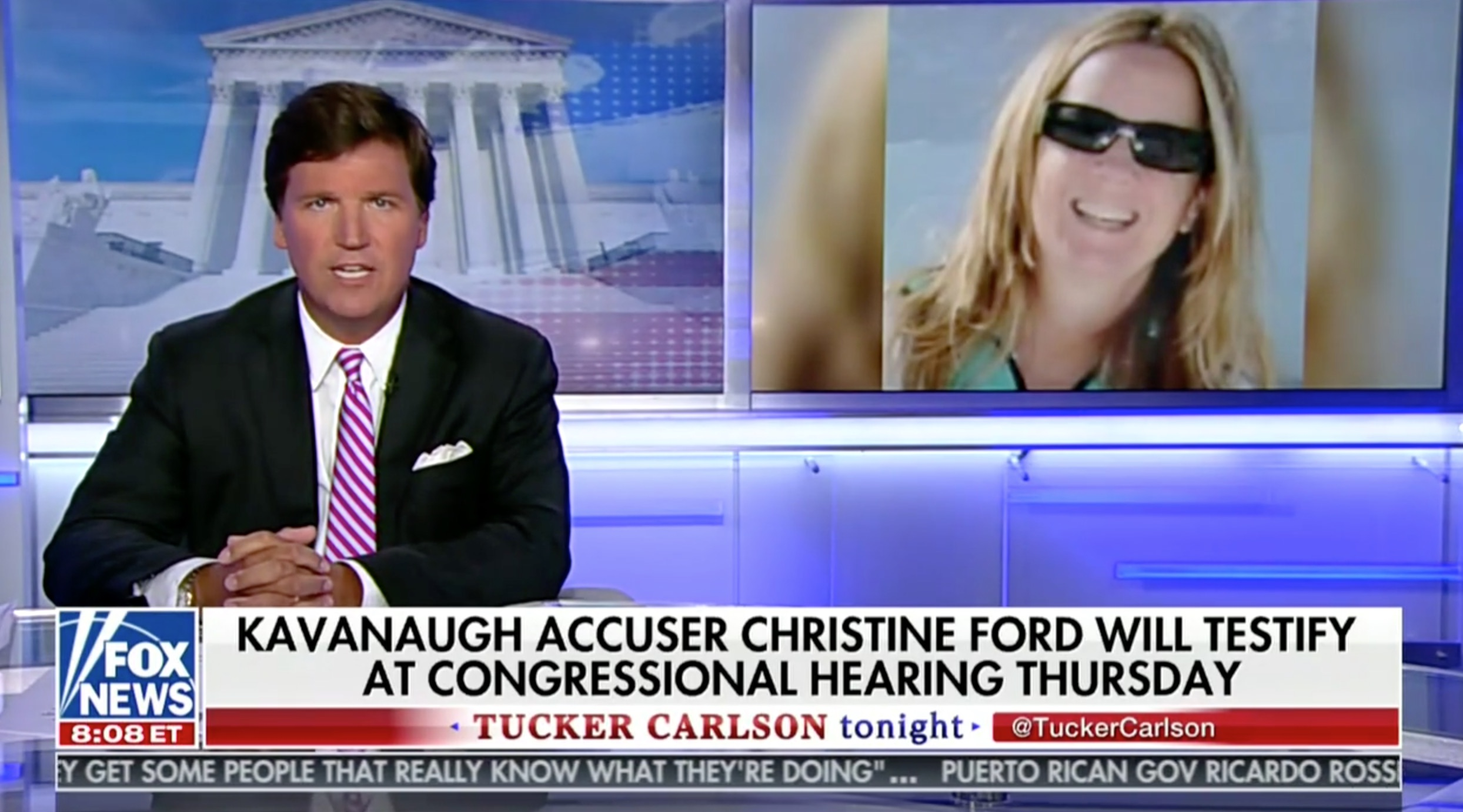 https://www.mediaite.com/online/tucker-carlson-is-christine-ford-claiming-a-fear-of-flying-just-to-delay-senate-hearing/