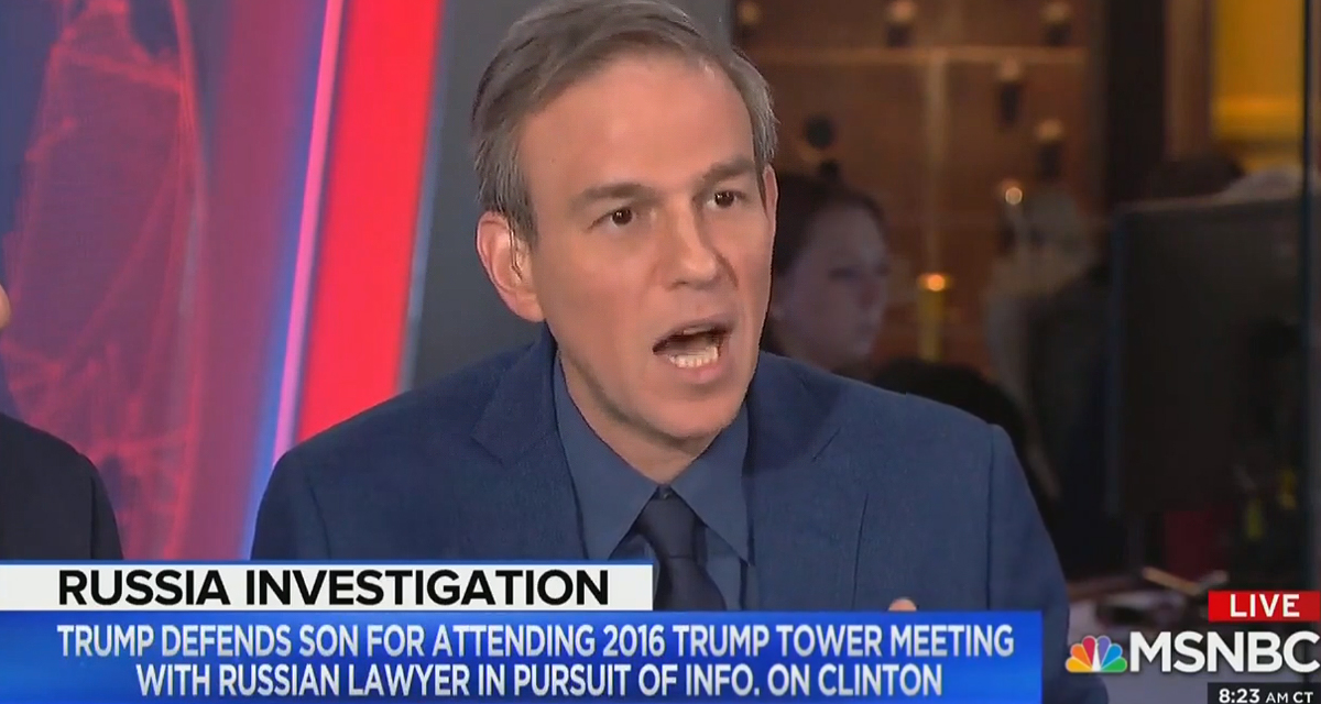 Bret Stephens Blasts Don Jr.: He 'Happens to be an Idiot'