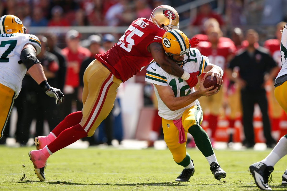 Packers 49ers