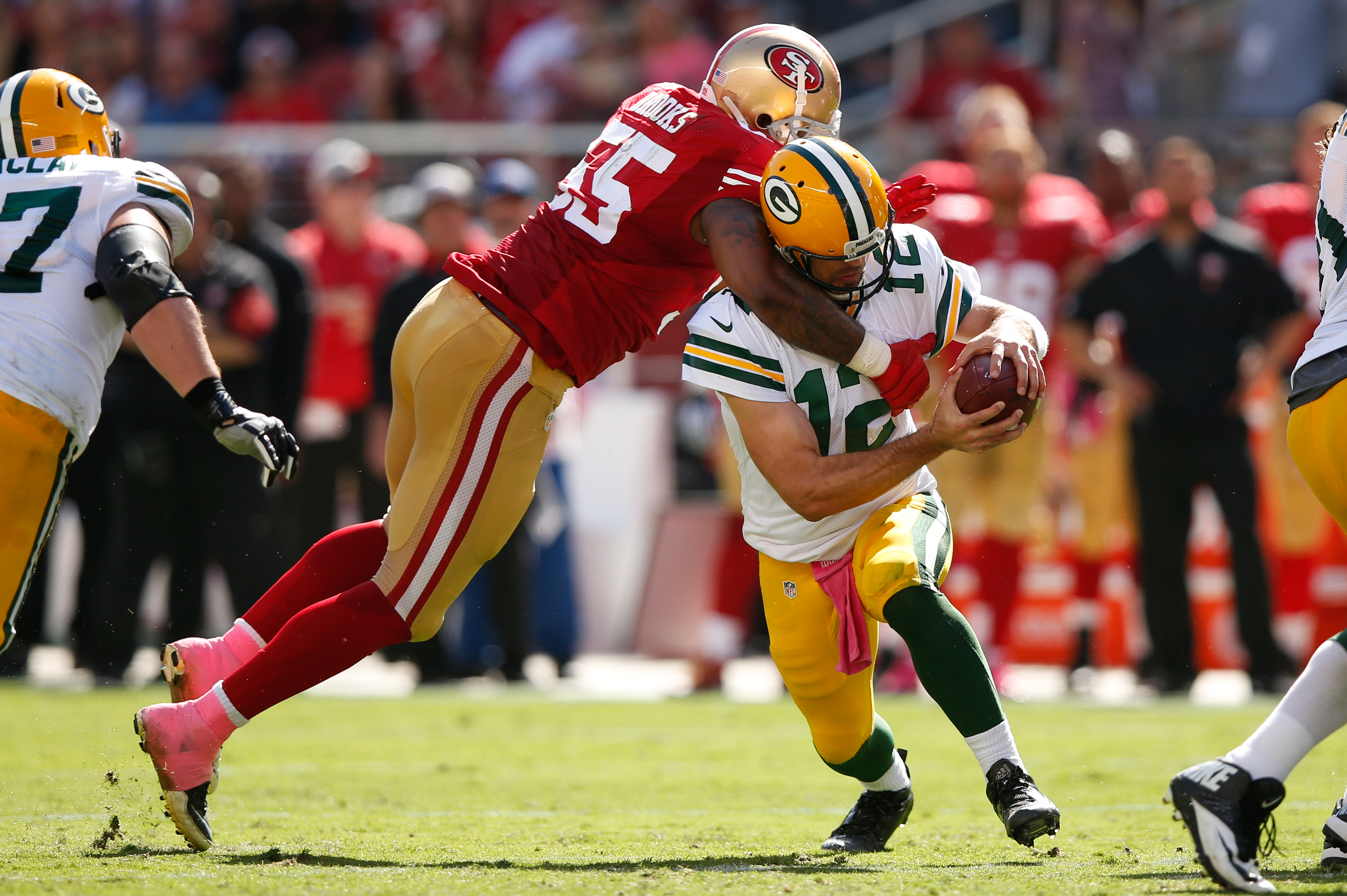 GREEN BAY PACKERS VS. SAN FRANCISCO 49ERS NFL LIVE STREAM