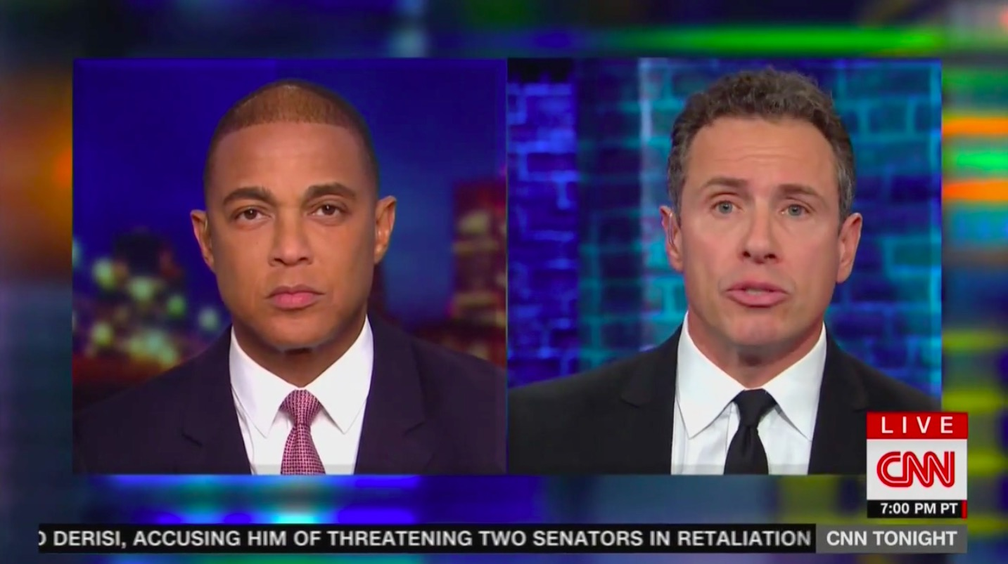 Chris Cuomo: Corey Lewandowski Refuses to Condemn Trump Because 'He Knows Where He Bread is Buttered'