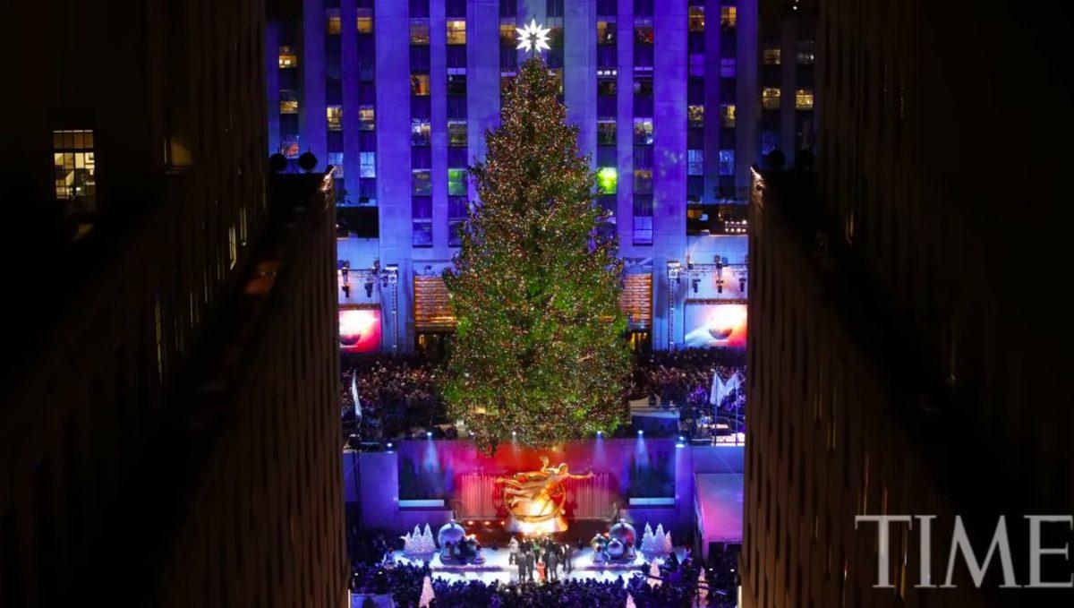How to Watch Rockefeller Center Christmas Tree Lighting