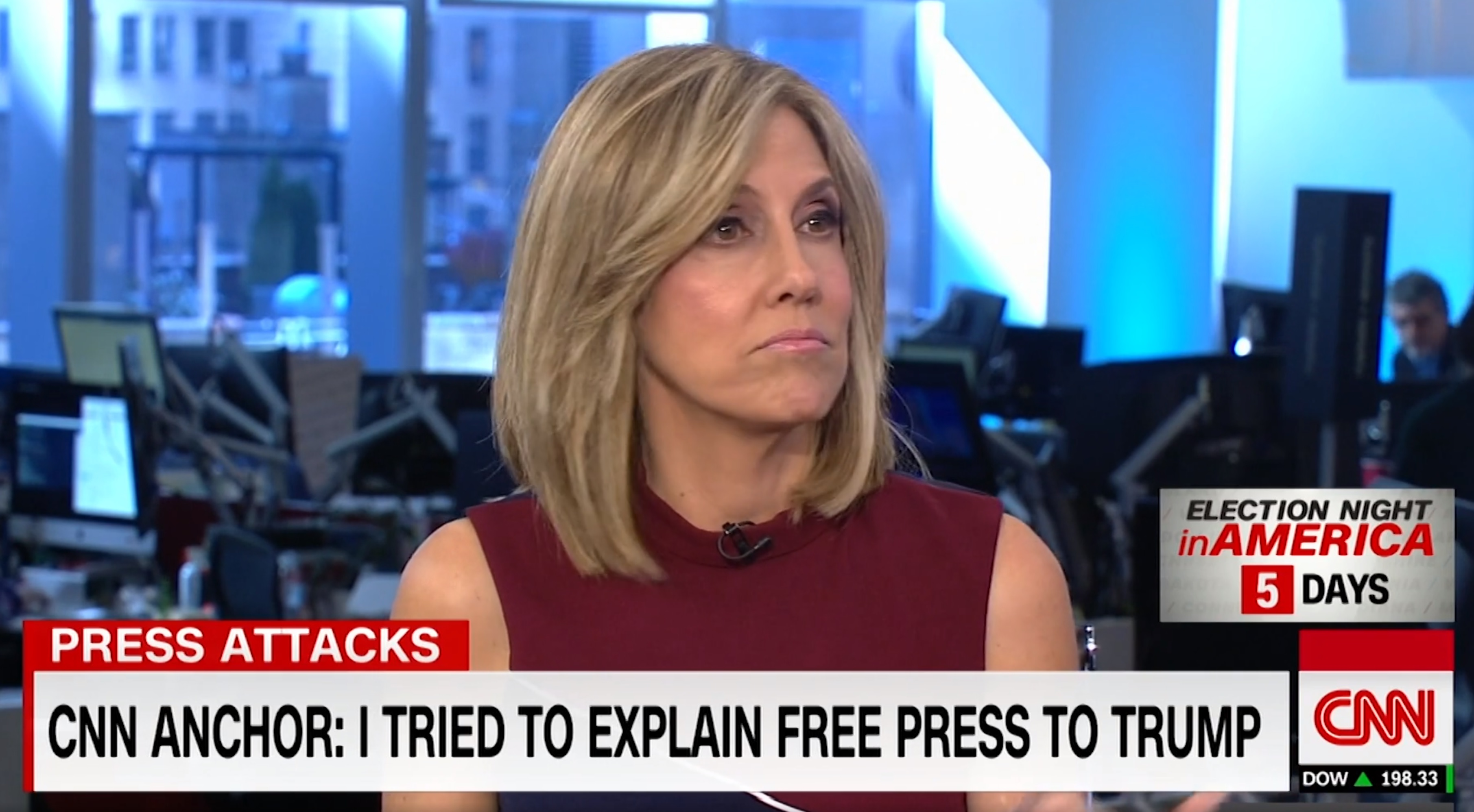 CNN's Alisyn Camerota Reflects on Interactions With 'Fear-Inducing Wizard' Roger Ailes After Watching New Movie Bombshell