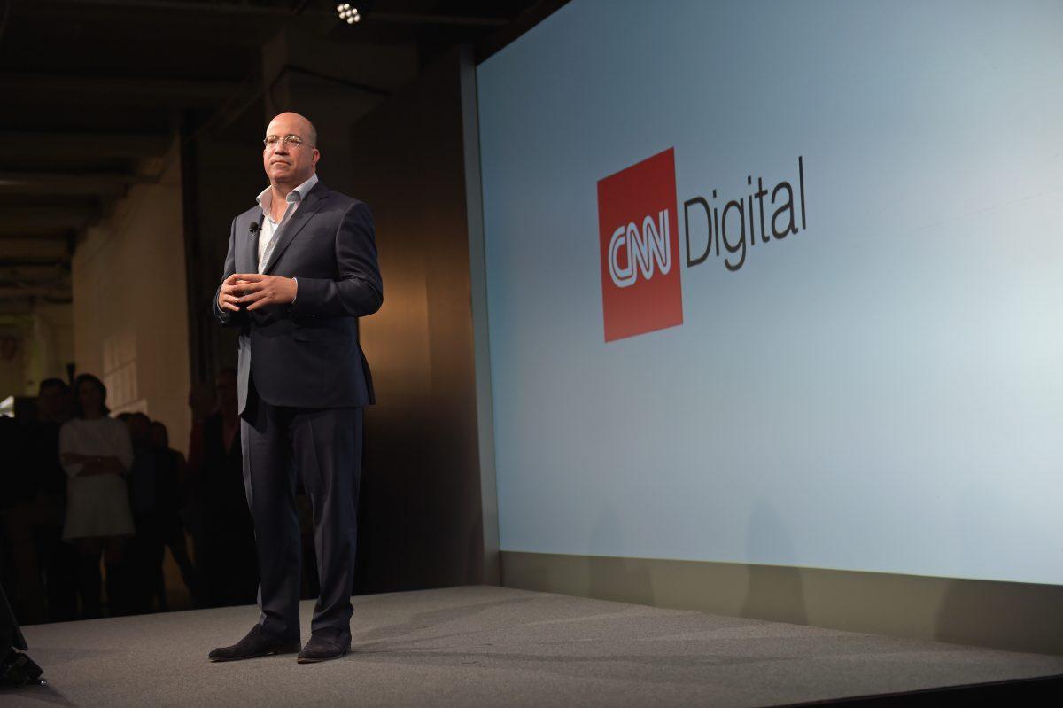 Jeff Zucker's Future at CNN Is in Doubt