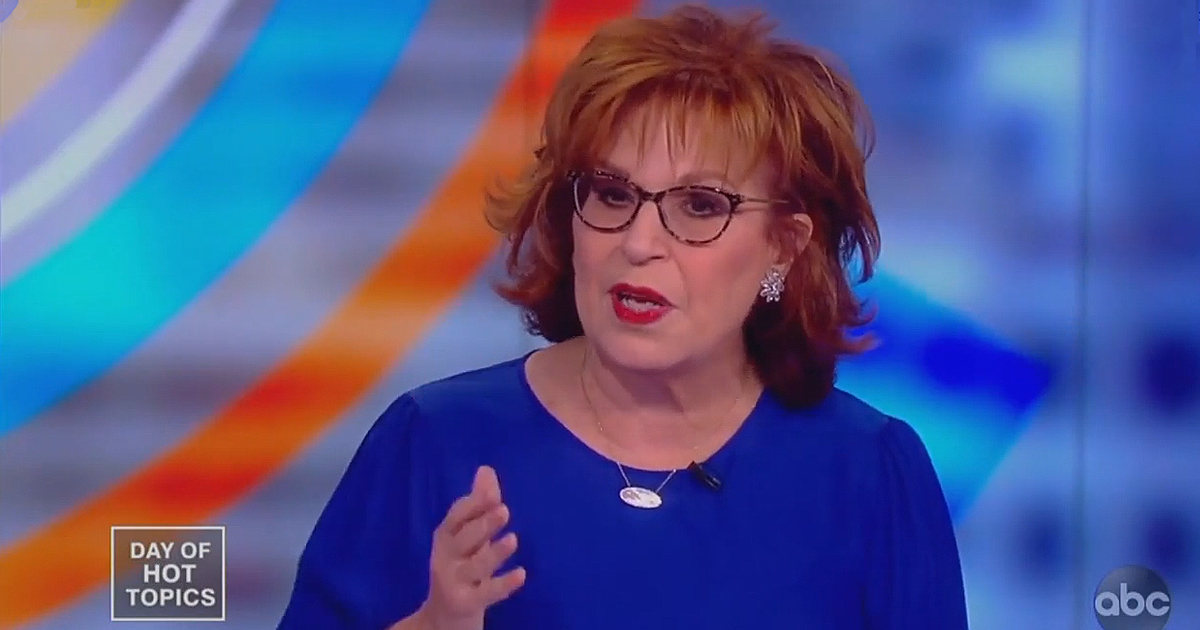 Joy Behar Shreds Louis C.K. For Jokes About Parkland Survivors: 'I Think He's Just in a Pathetic Place'