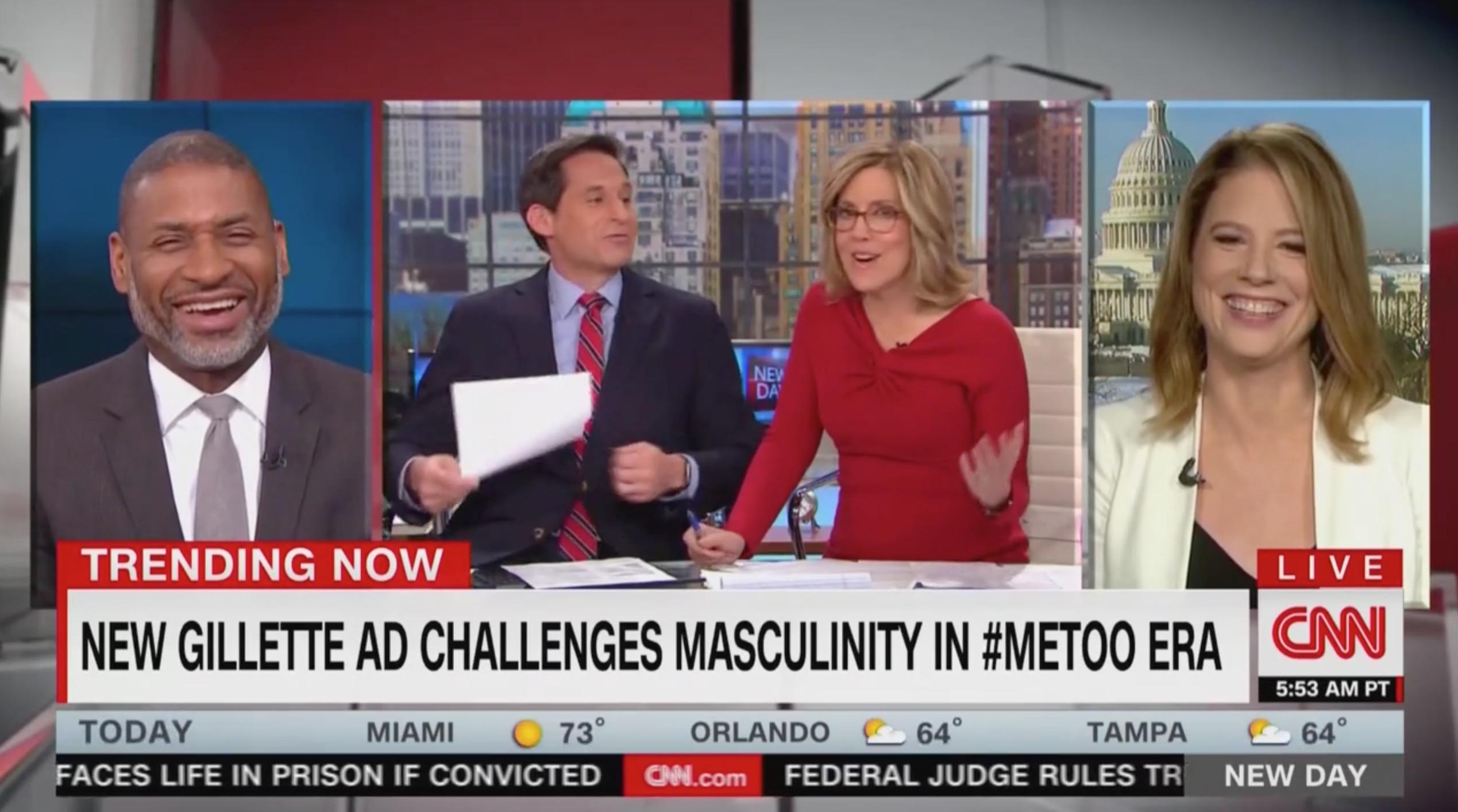 CNN's John Berman, Alisyn Camerota Hilariously Go Off the
