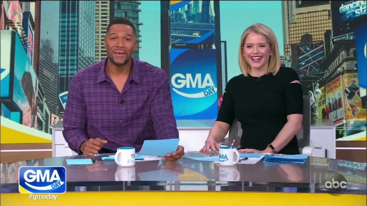 Michael Strahan Slams Trump's Hamberder Feast, Offers to Buy Lobster for Clemson Tigers