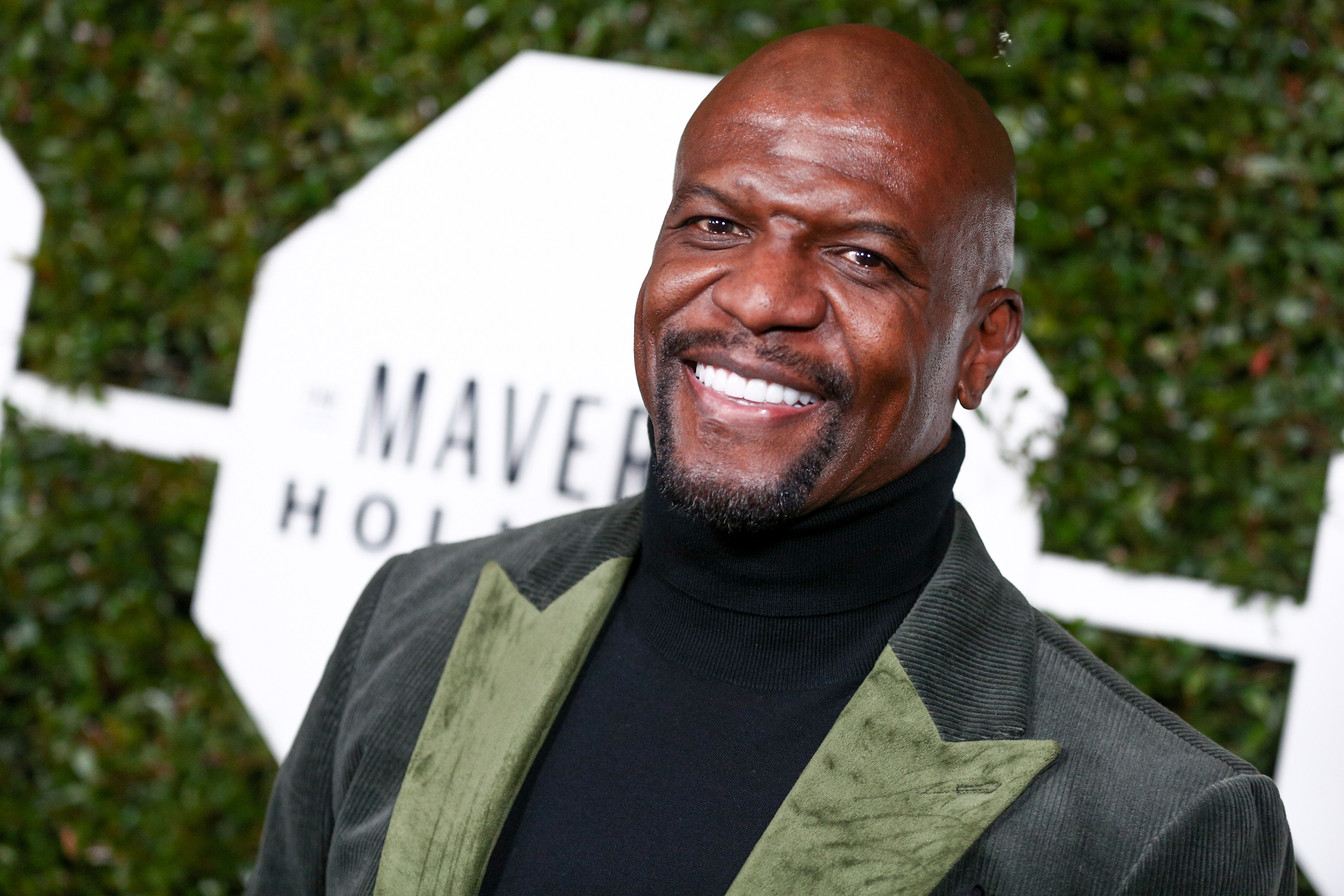 Photo of a smiling Terry Crews