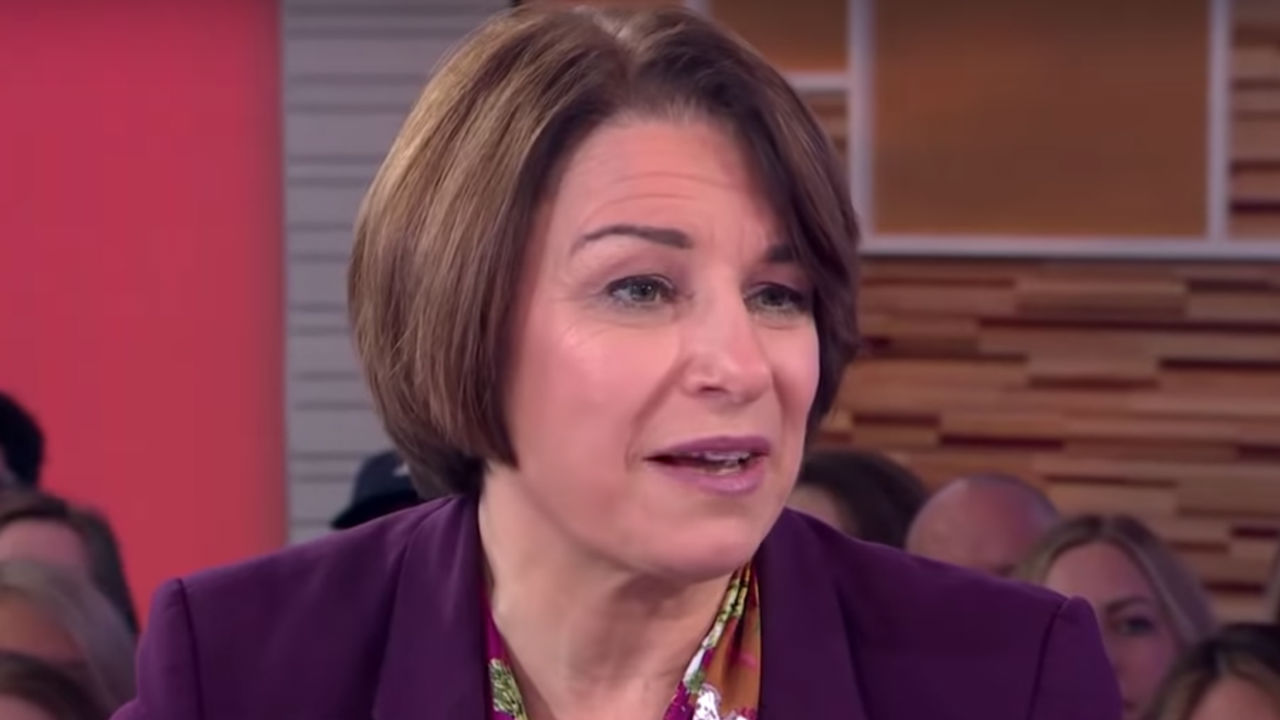 Ex-Klobuchar Staffers Reportedly Frustrated by Commentary Saying Coverage of Staff Treatment Is Sexist