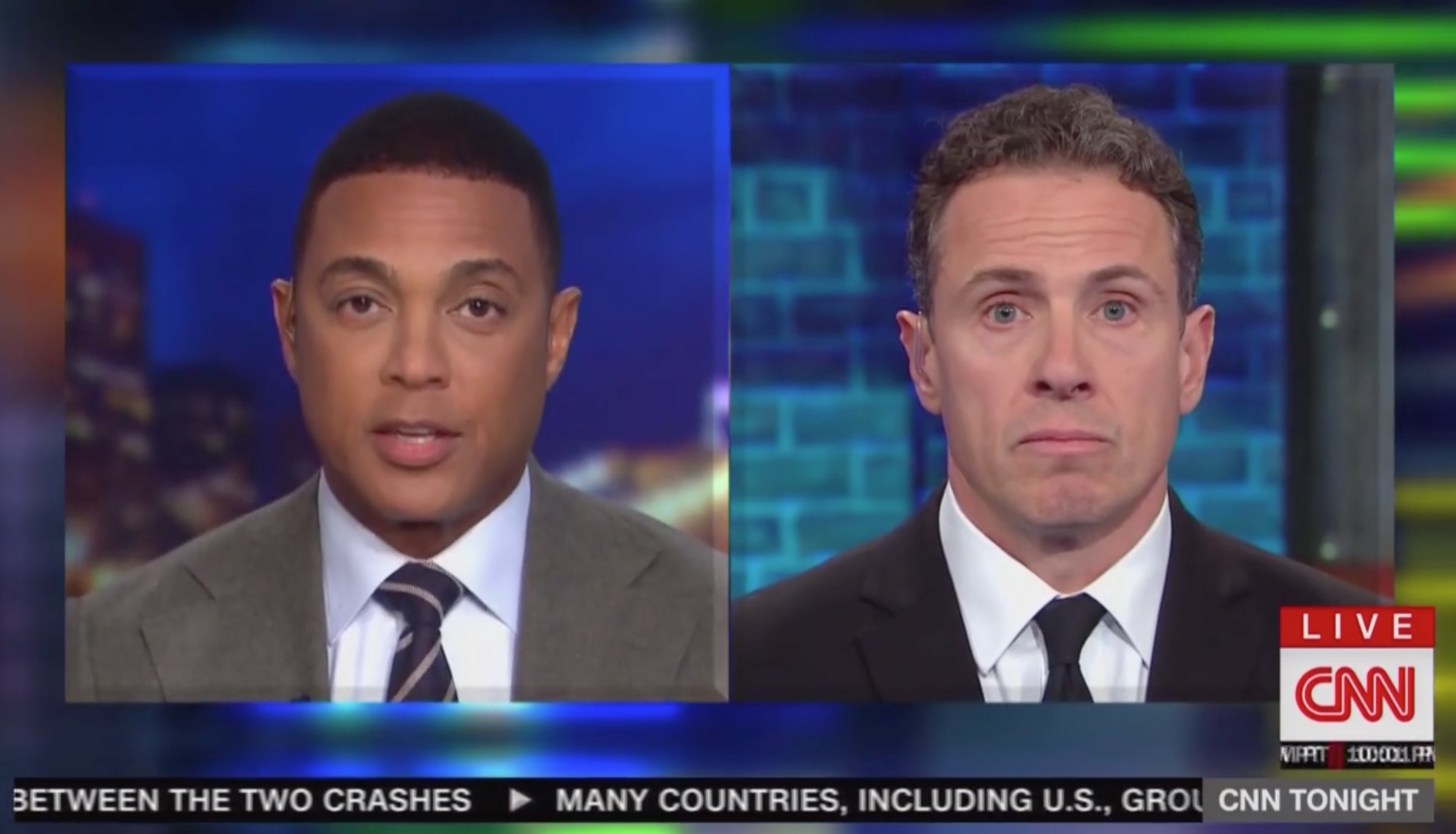 Don Lemon to Chris Cuomo It's 'Beneath the Dignity of this Network' to Interview Kellyanne Conway