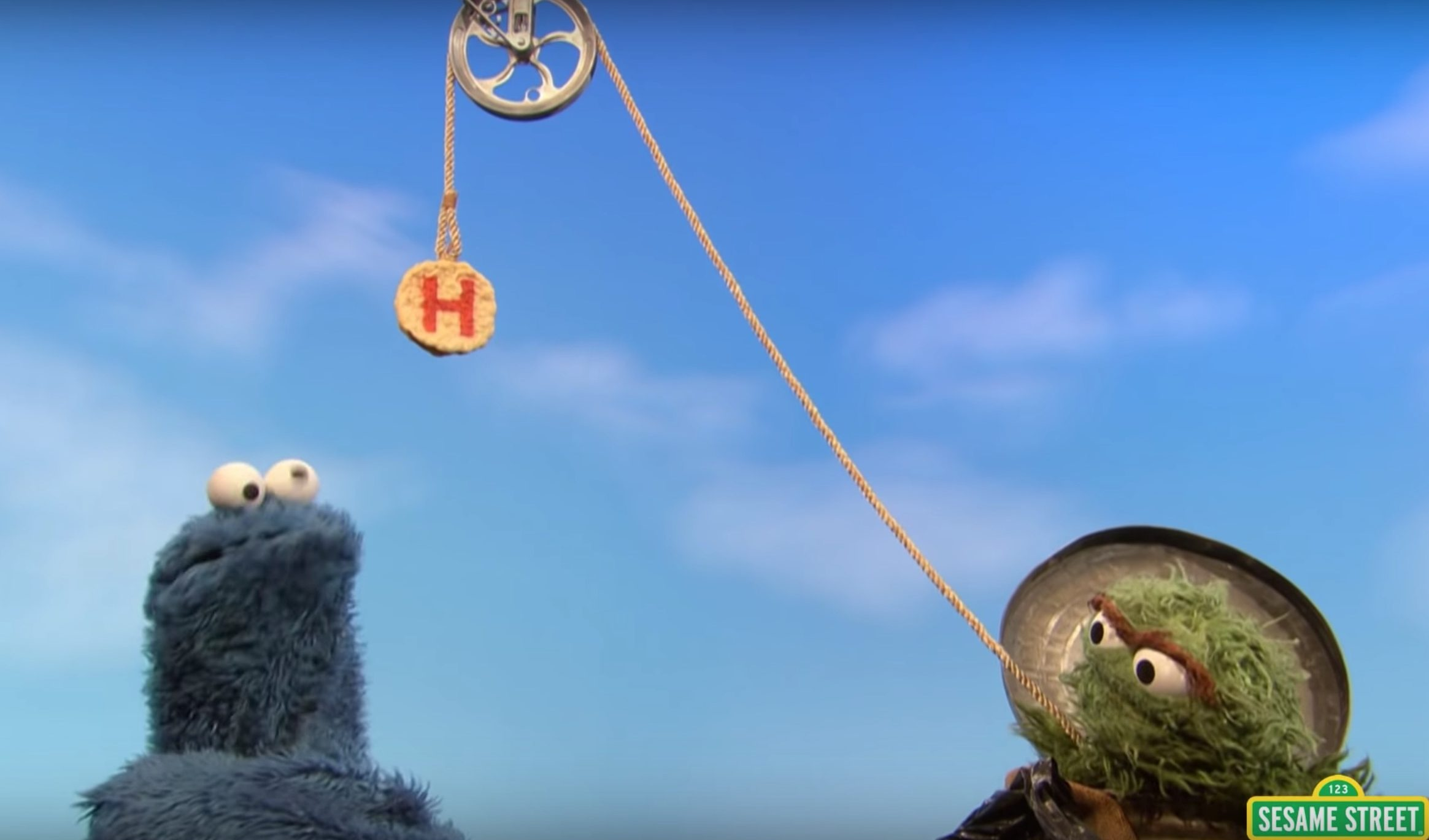 Burning Question Splits Political Twitter: Which Sesame Street Character Would You Want to Be Stuck on an Island With?