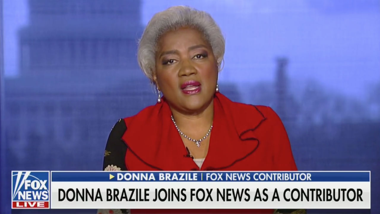 Take Over Lease >> Donna Brazile Addresses Skeptics in Fox News Debut: The ...
